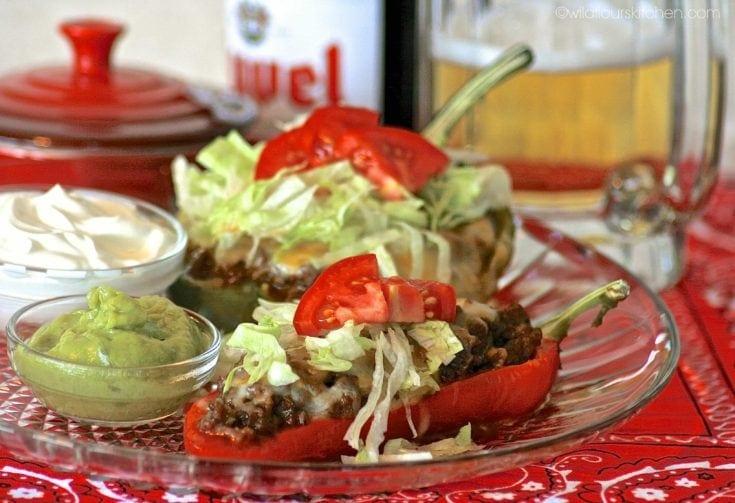 Mexican Stuffed Cubanelles Grande