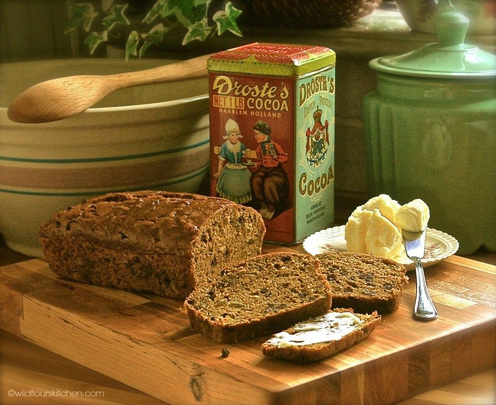 pumpkin bread loaded