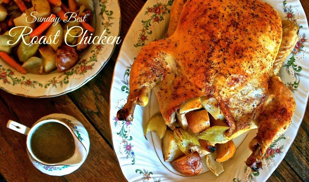 roast chicken sunday best