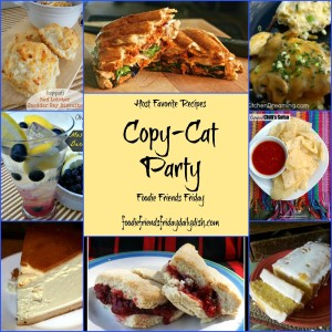 Copy-Cat FFFriday Host Fave