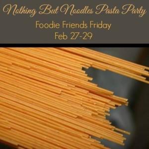 FFFriday Pasta