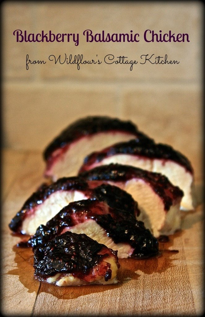 blackberry chicken