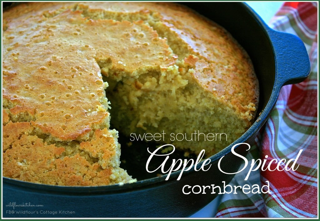 cornbread apple