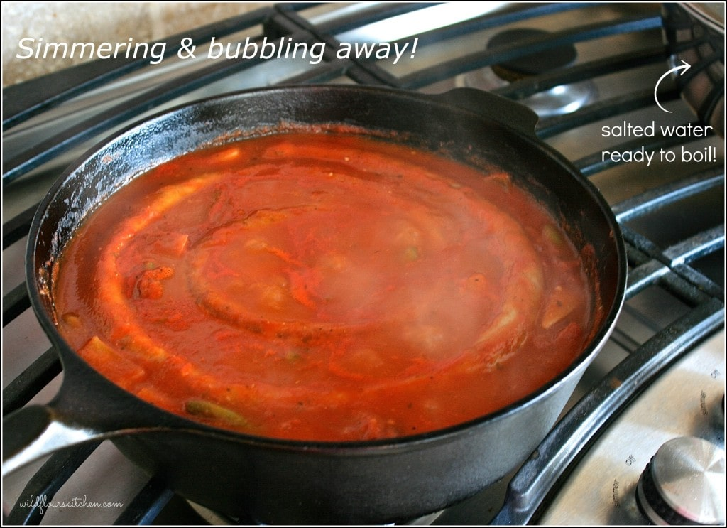 calabrian sausage vesuvio 4