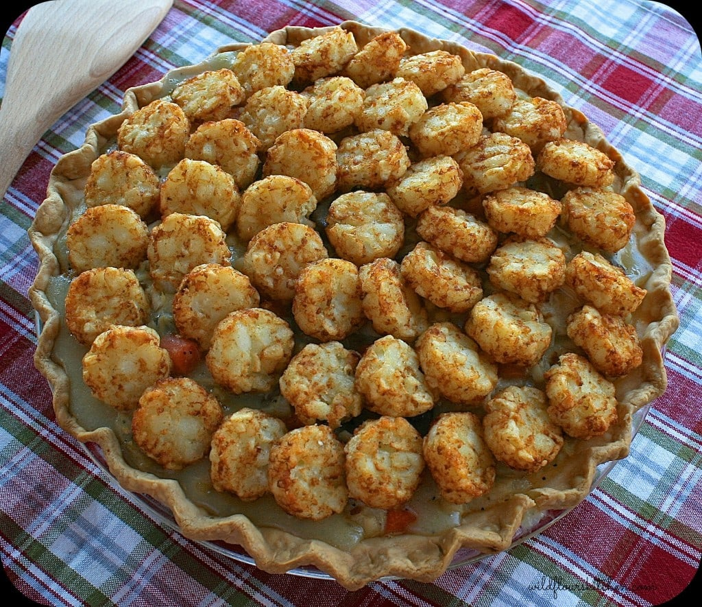 turkey tater tot pie 3
