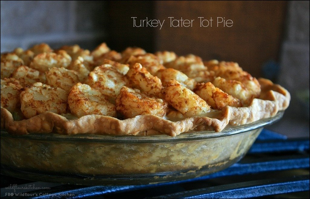 turkey tater tot pie 6