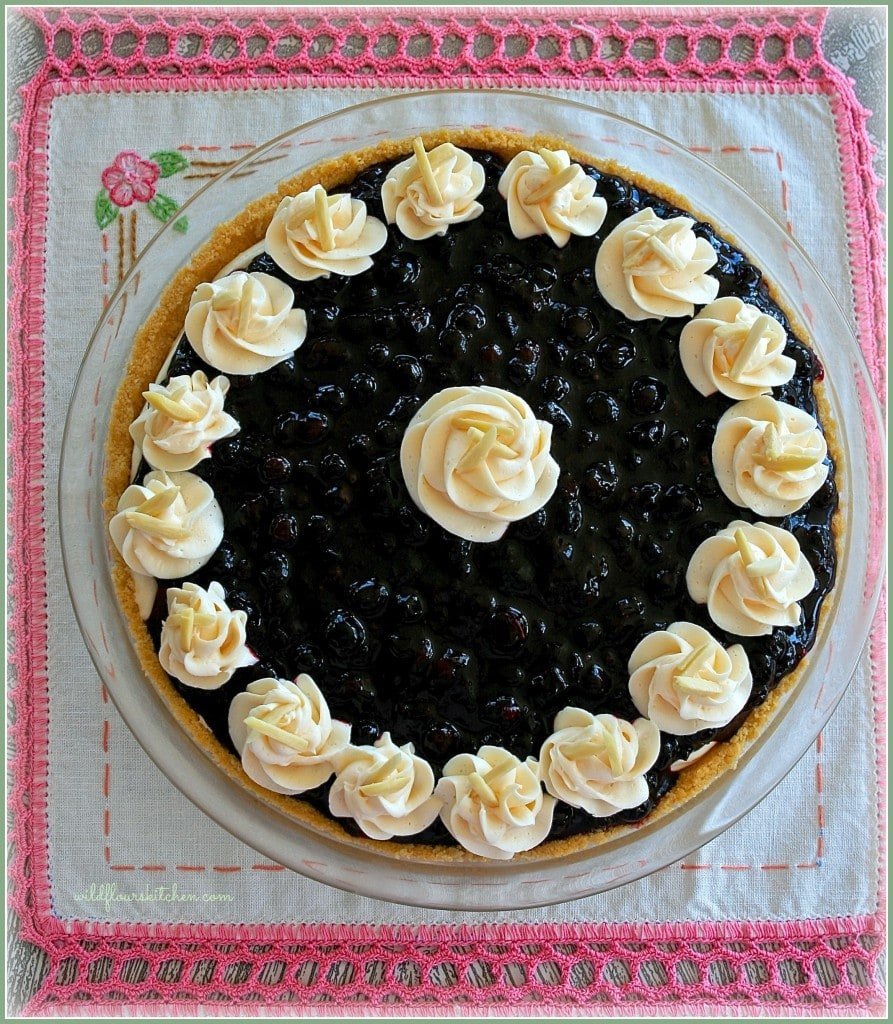 huckleberry cheese pie 4