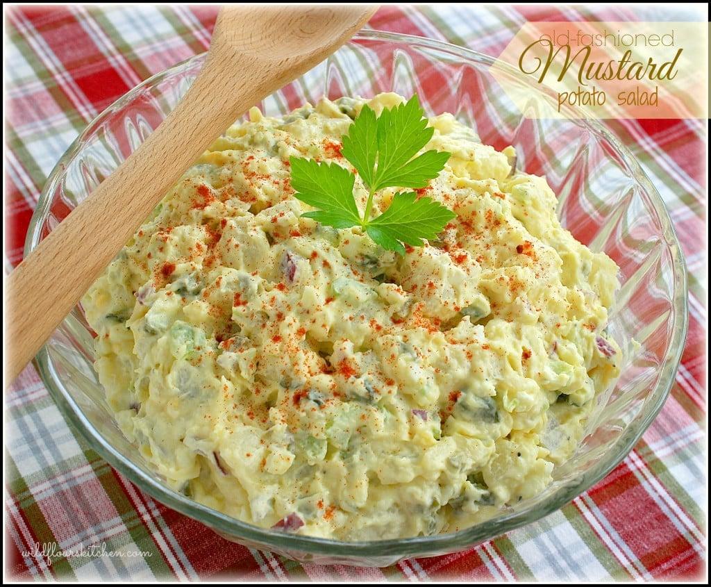 mustard potato salad 2