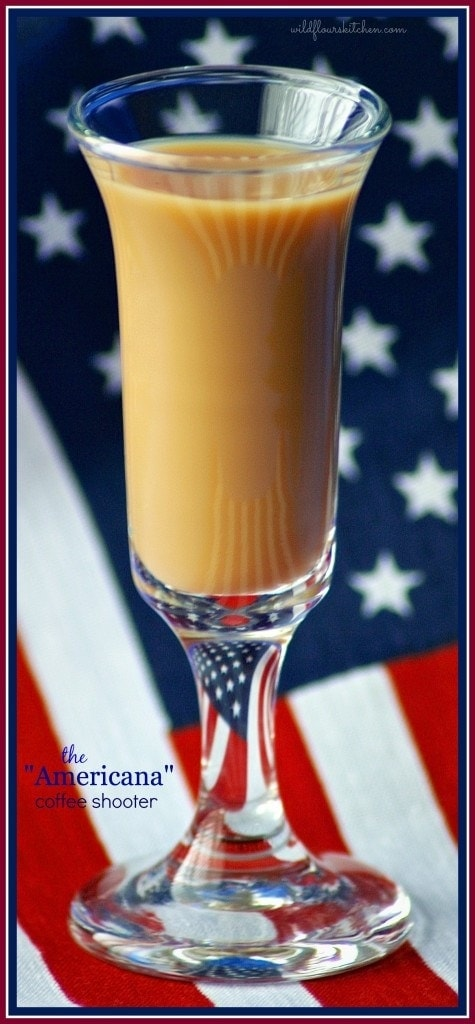 americana coffee shooter
