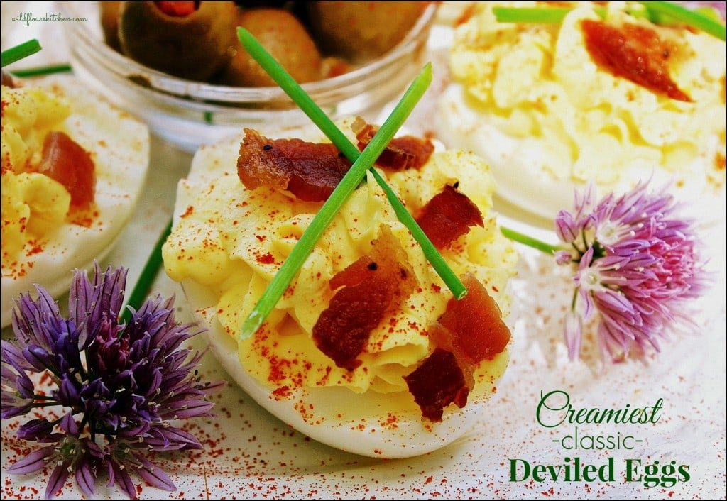 deviled eggs:bacon:effects
