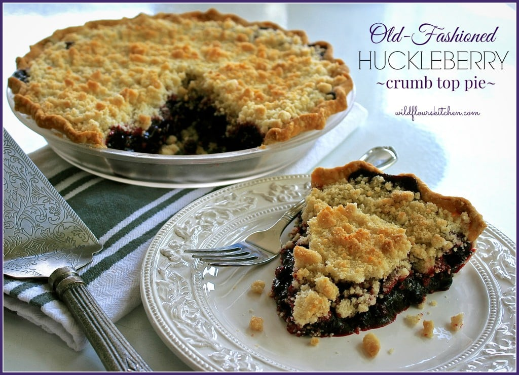 huckleberry pie 2