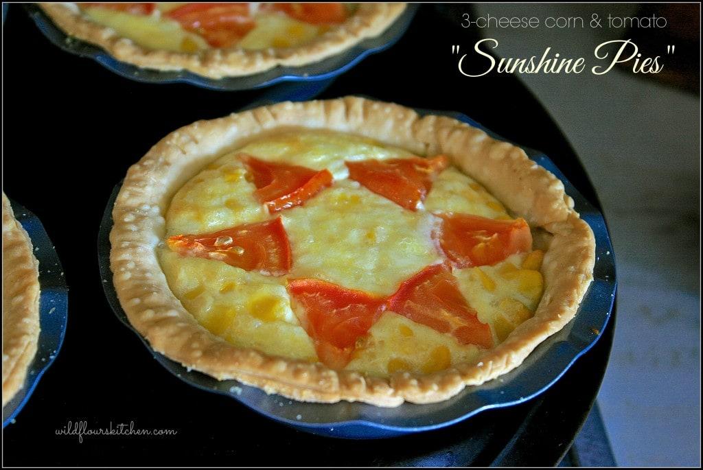 corn & tomato sunshine pies 3