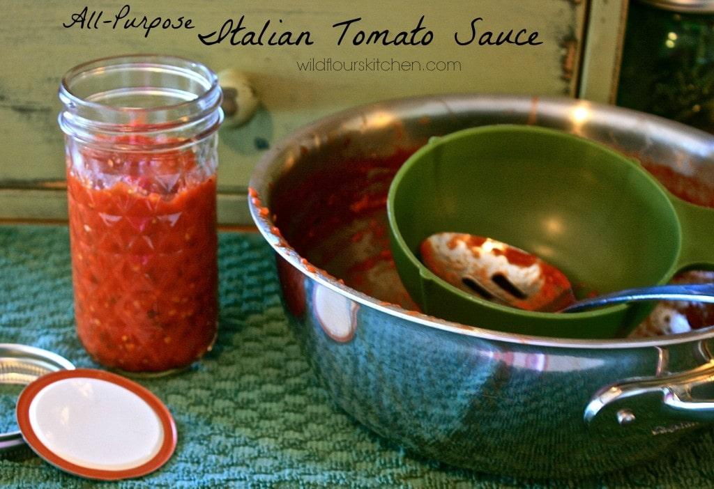 Italian Tomato sauce 2