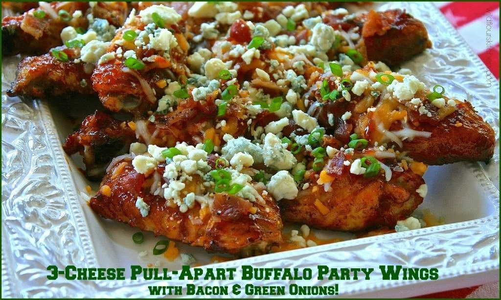 buffalo party wings