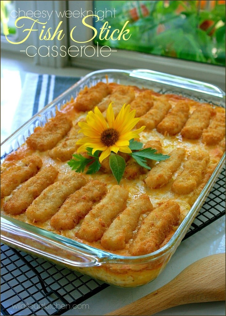 fish stick casserole 2