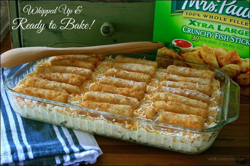 fish stick casserole 5