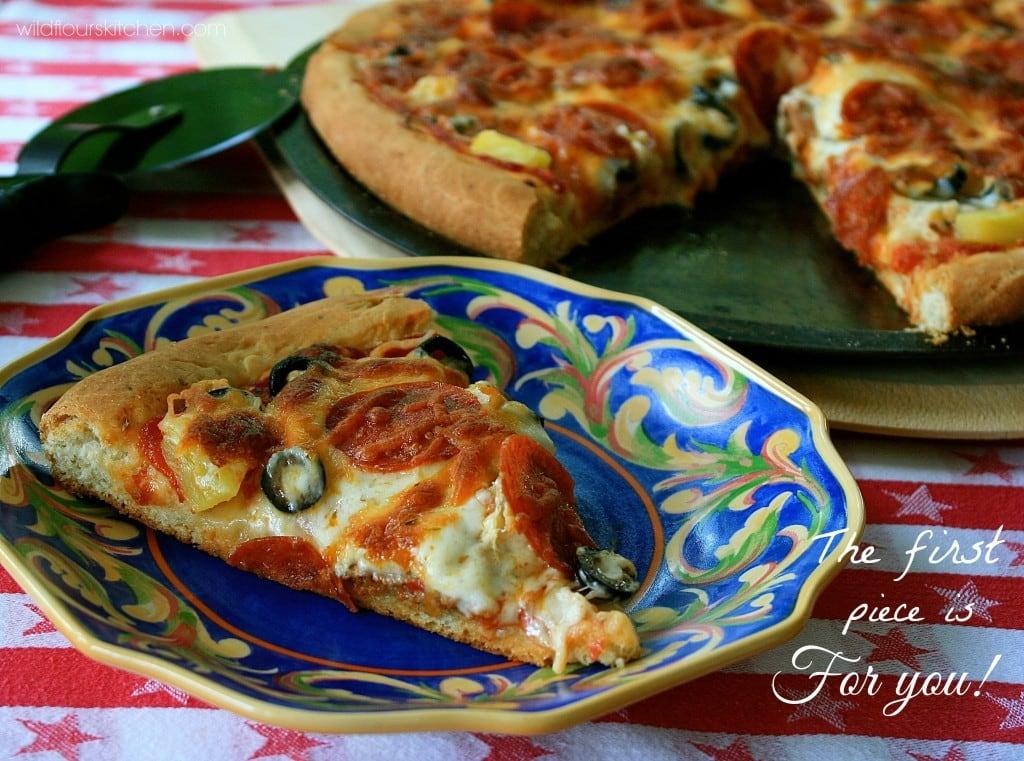 honey wine pizza dough 10
