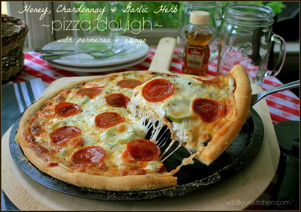 honey wine pizza dough 12