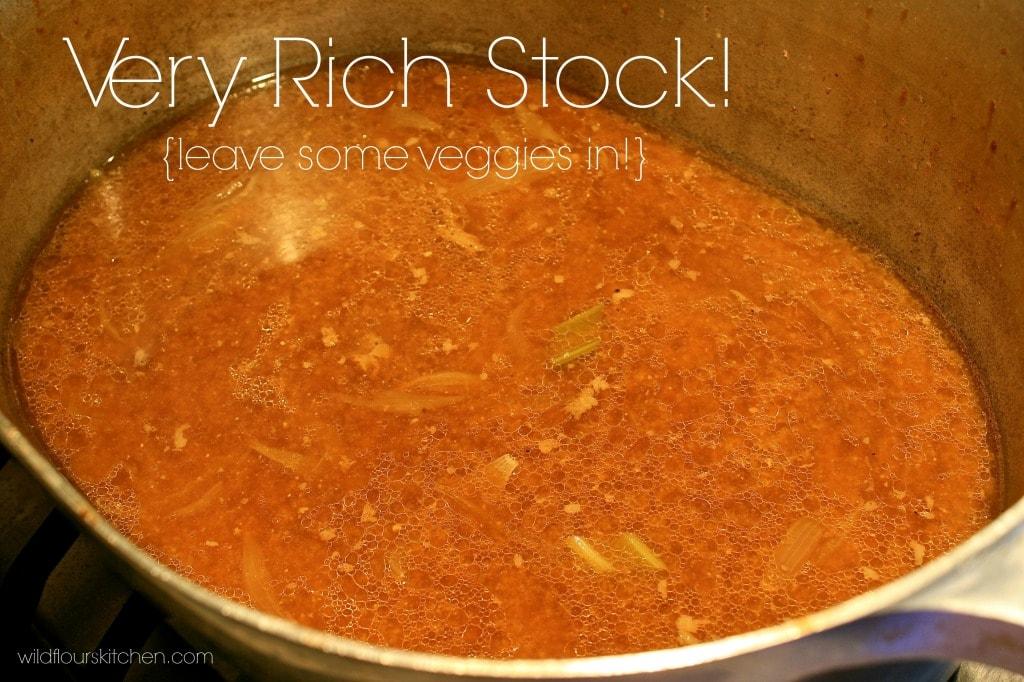 chuck roast stock