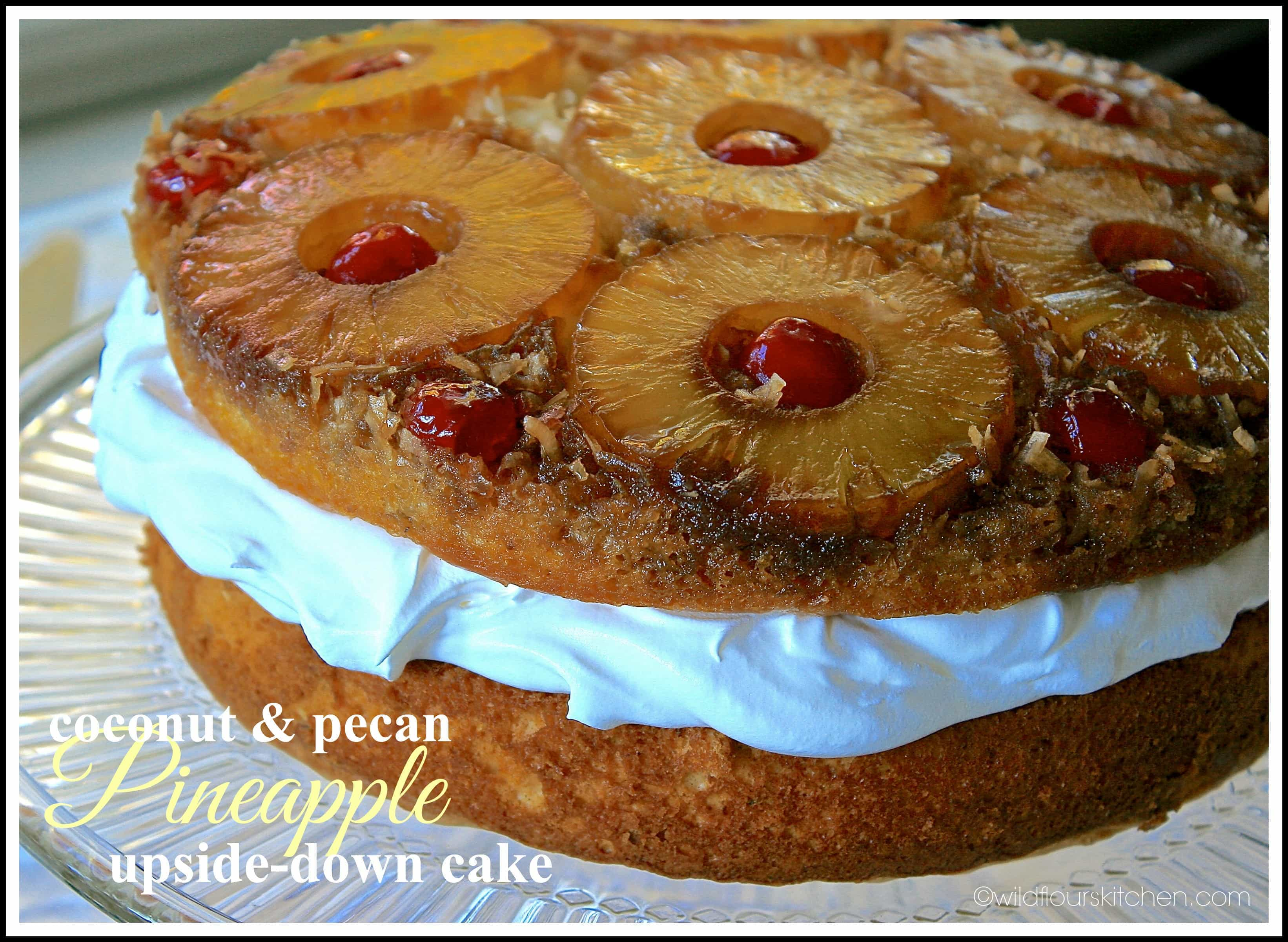 Upside Down Pineapple (Breakfast) Cake Recipe — Dishmaps