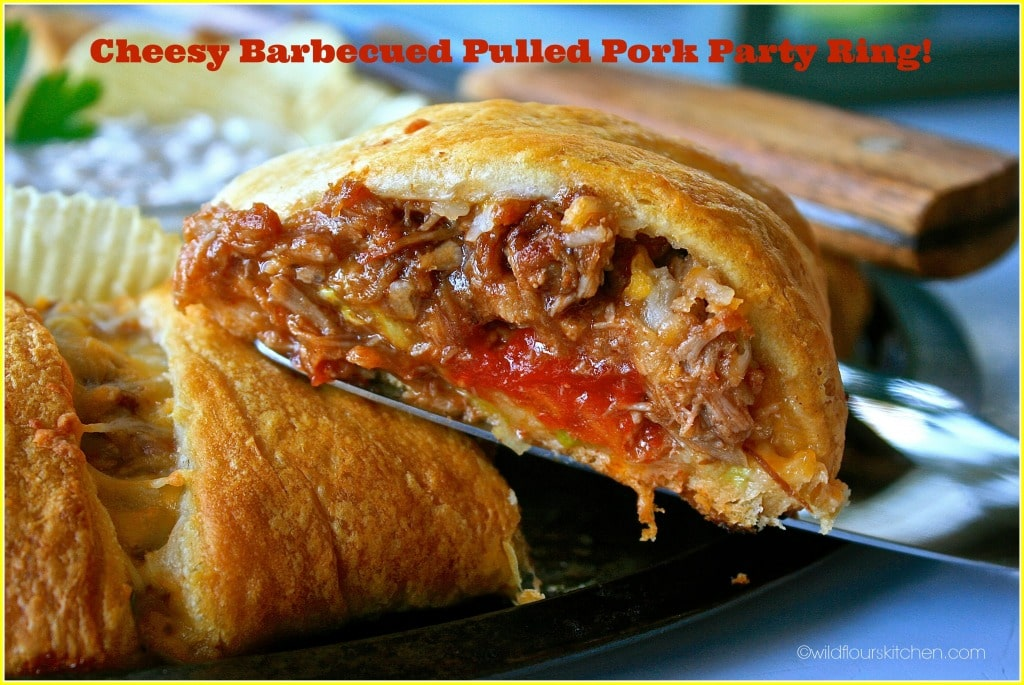 pulled pork party ring