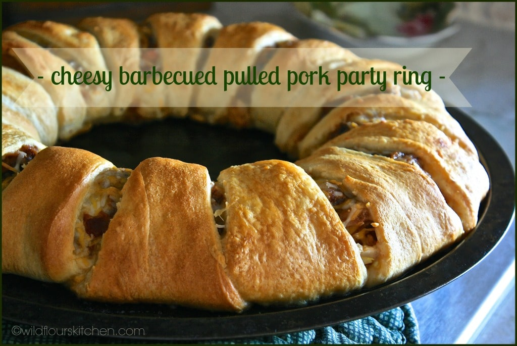 pulled pork party ring 3