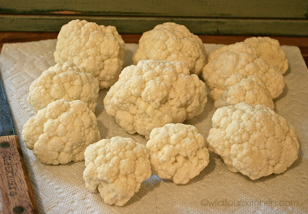 cauliflower raw