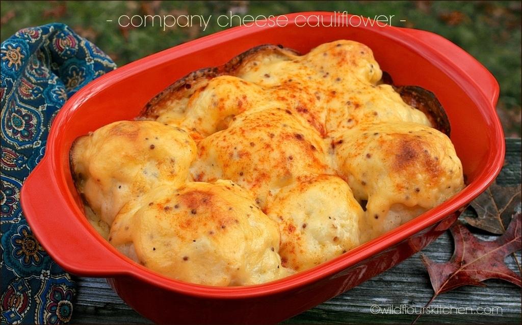 cheese cauliflower main