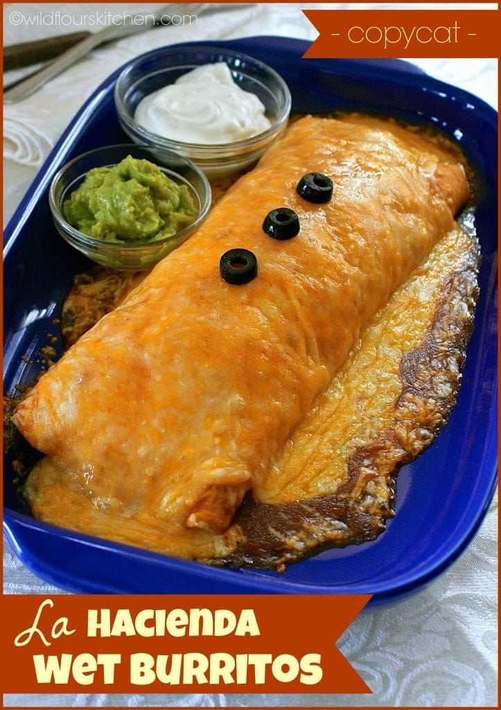 wet burritos
