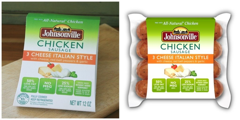 j-ville chicken sausage 2