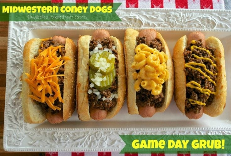 Midwestern Coney Dogs