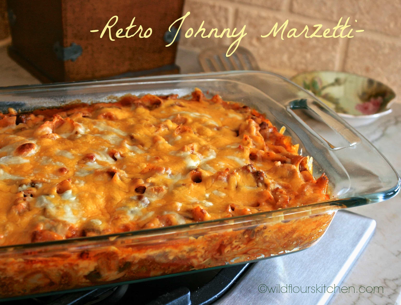johnny marzetti casserole tomato soup