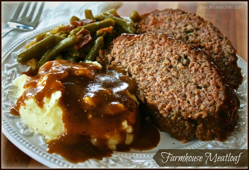 meatloaf farmhouse