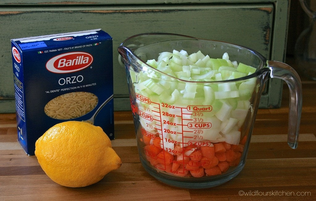 lemon chicken soup ingredients