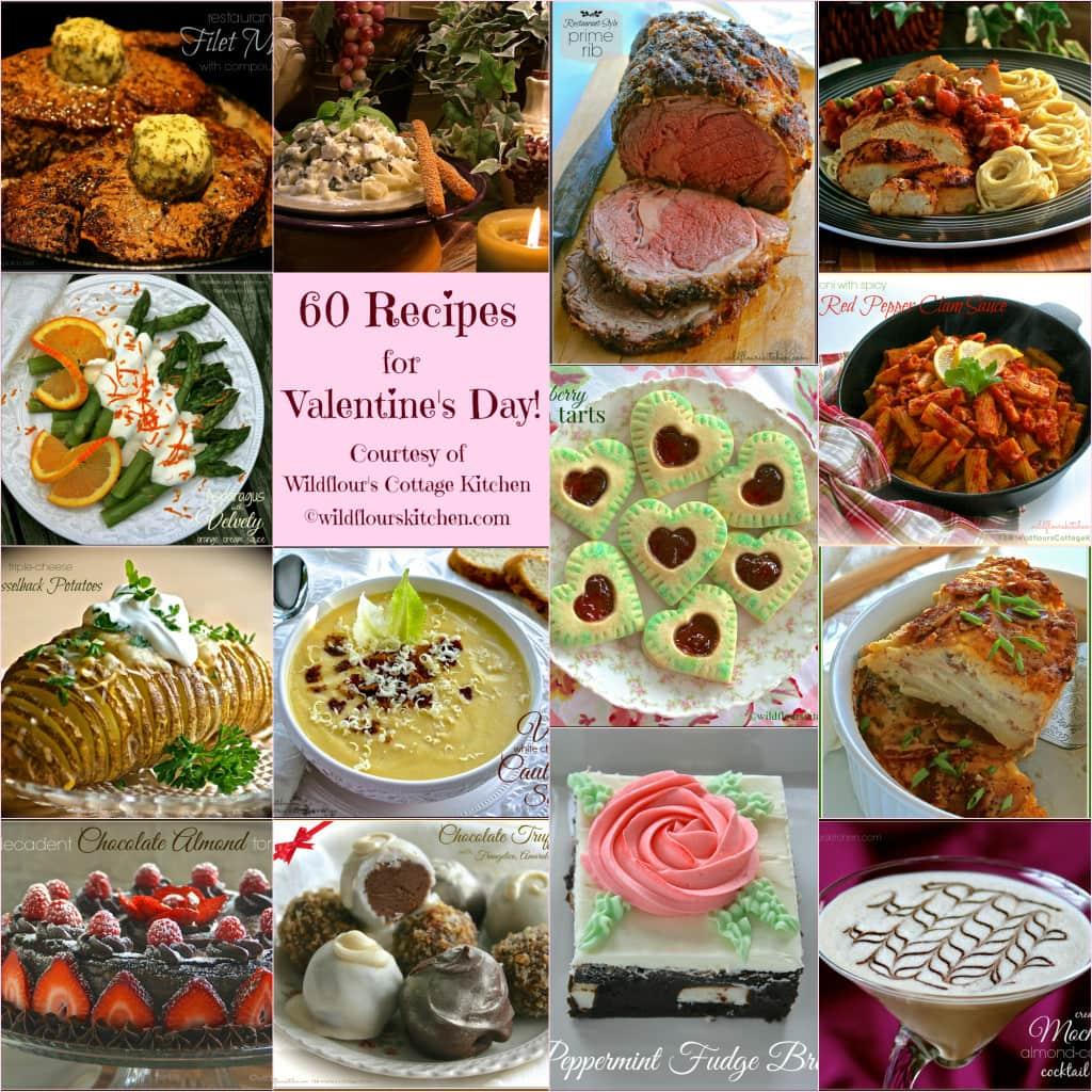 v-day recipe collage main