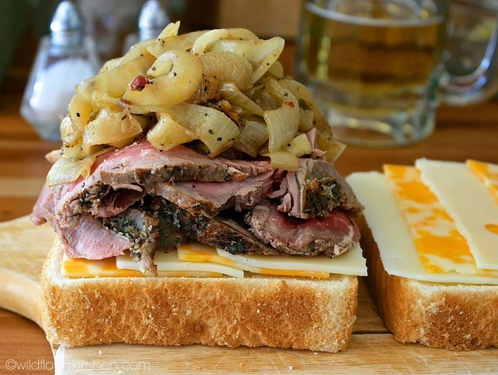 steak grilled cheese assmbld 2
