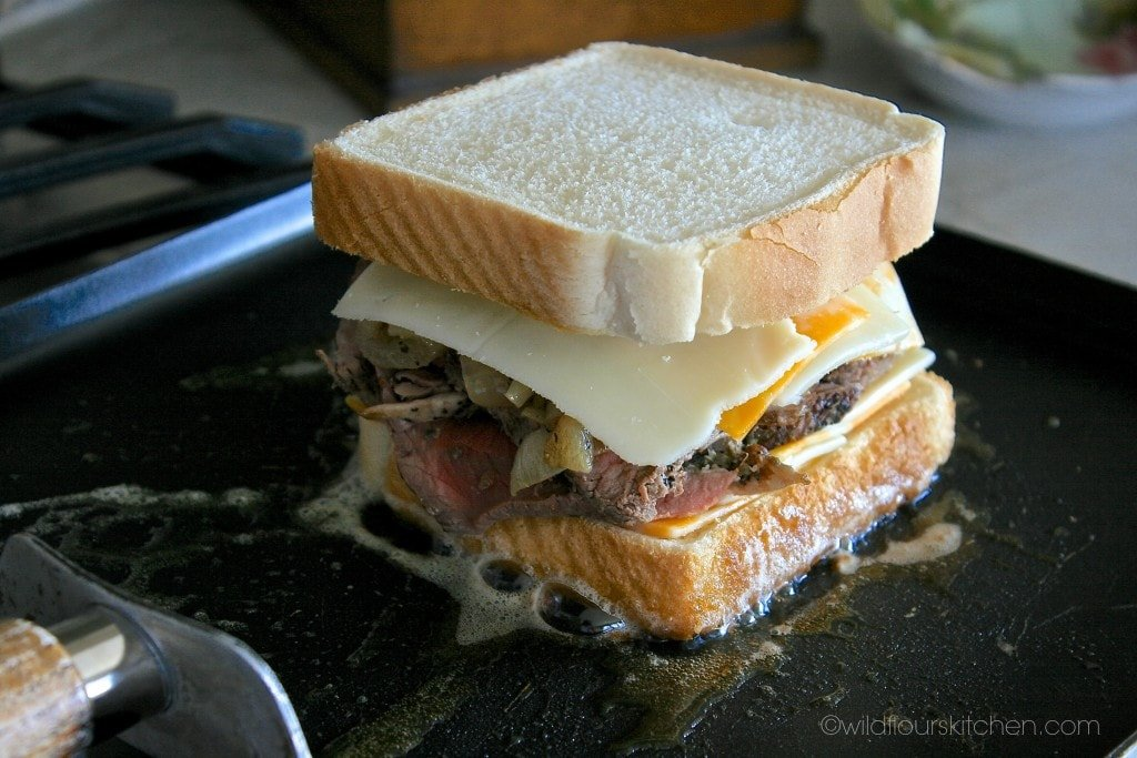 steak grilled cheese side 1