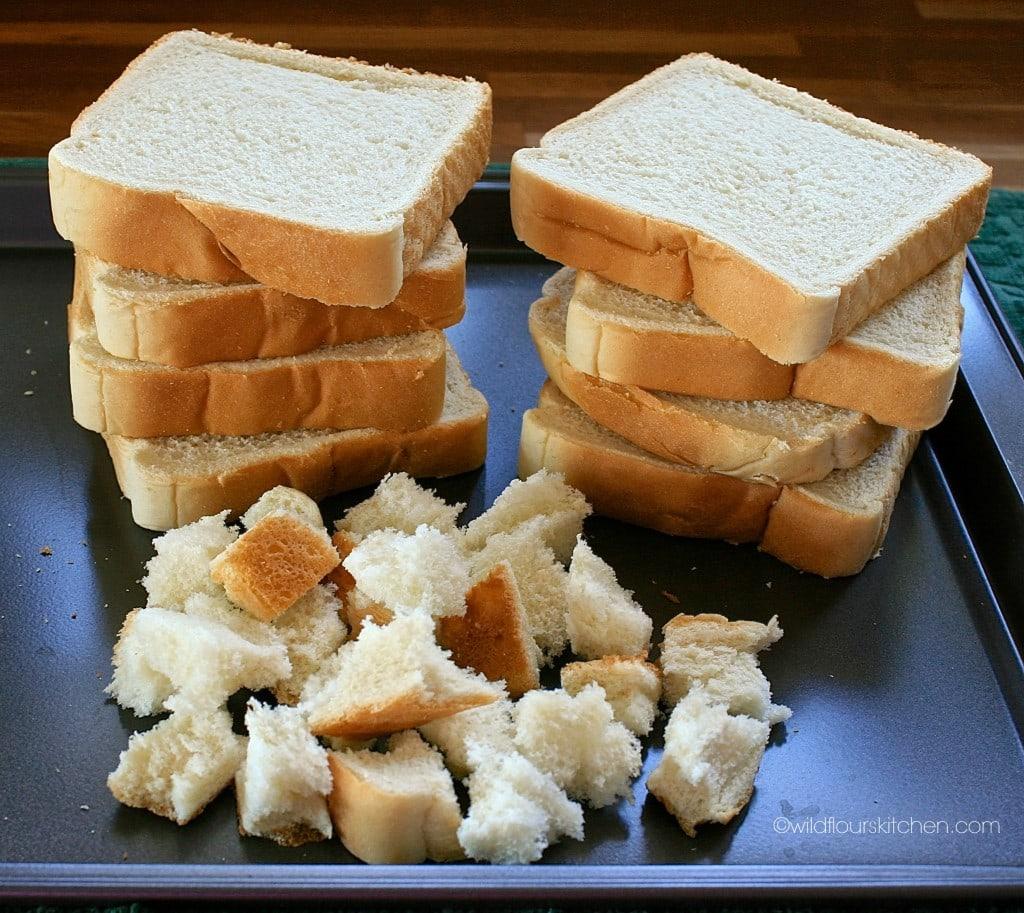 texas bread cubes