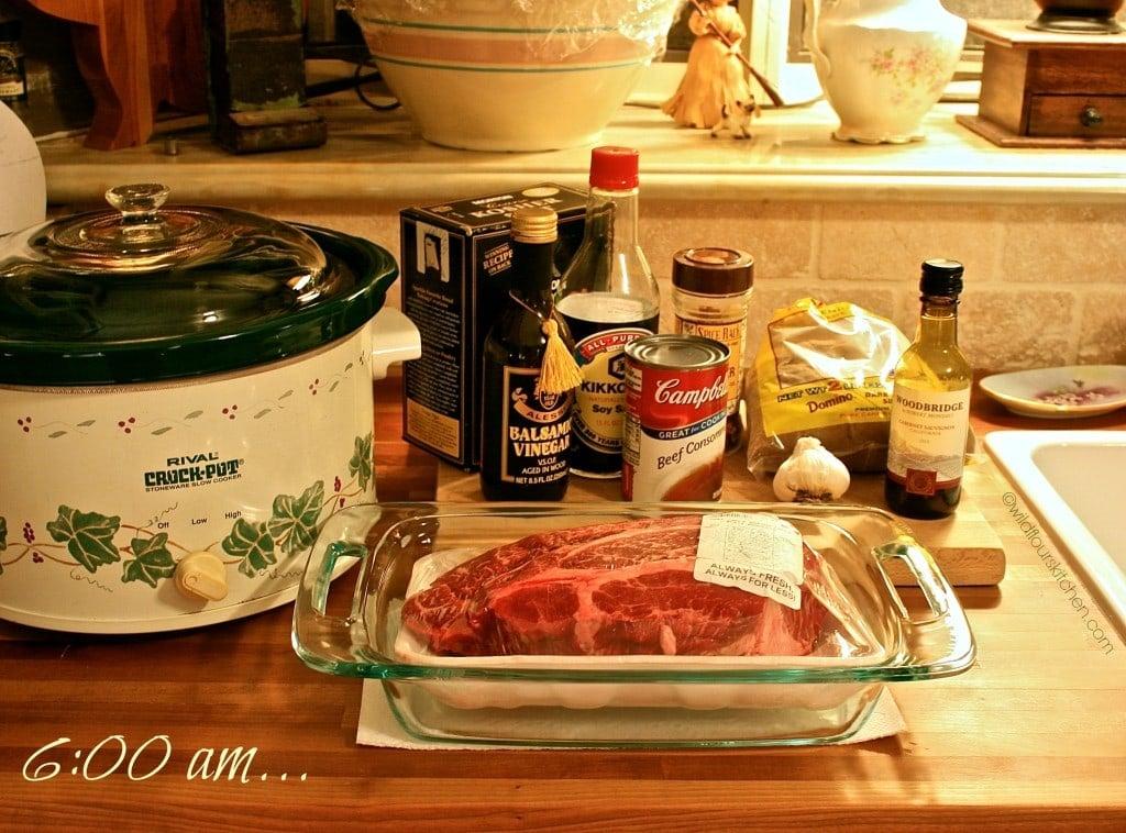 balsamic beef ingrdnts