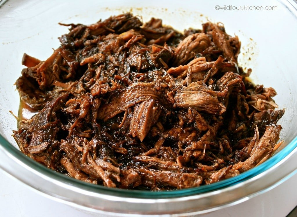 balsamic beef pulled