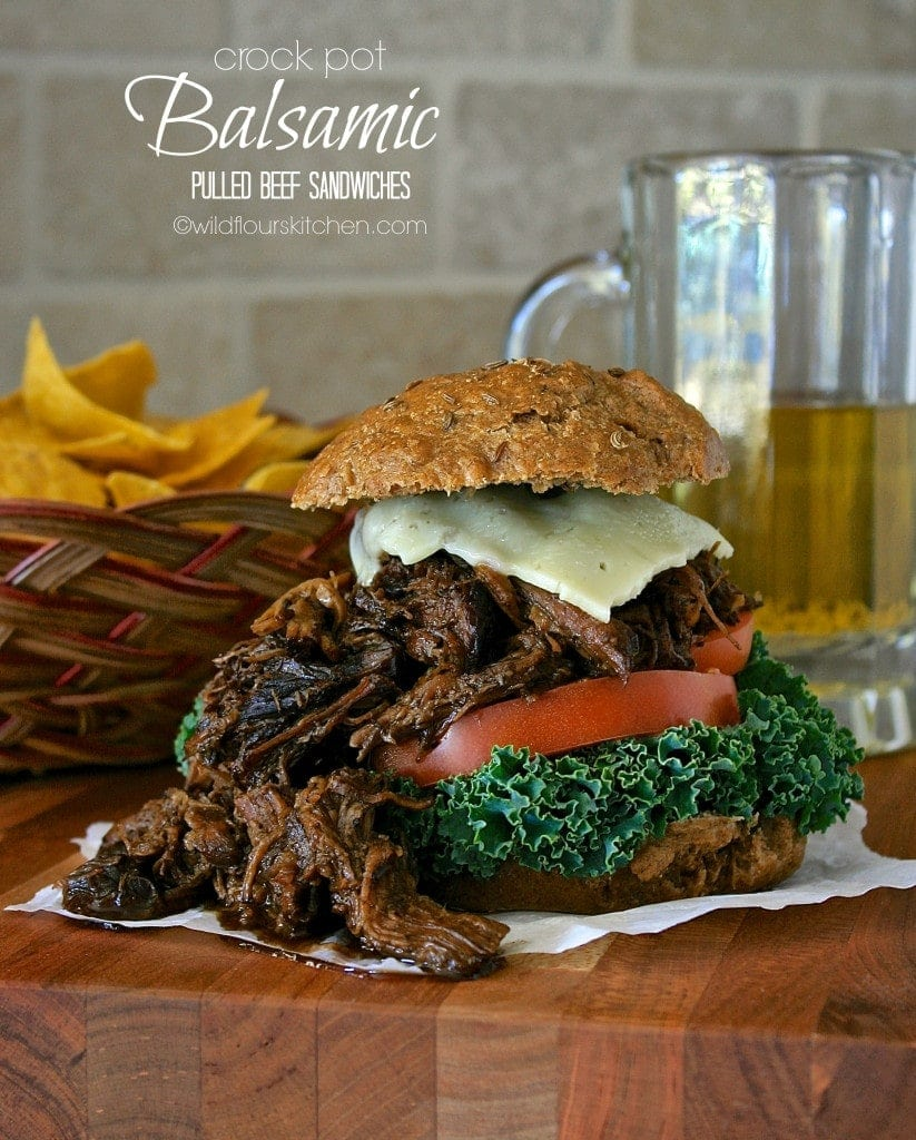 balsamic pulled beef