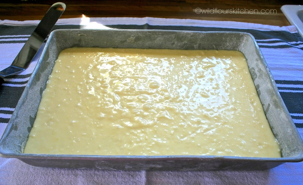 cake bars layer 2