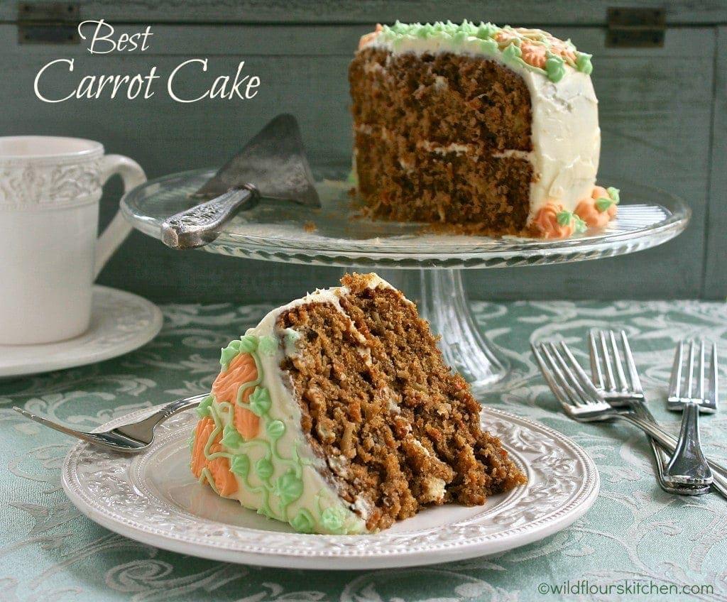carrot cake main