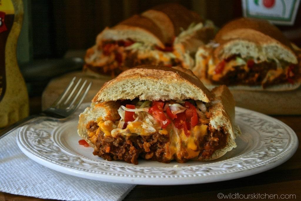 cheeseburger bread 1