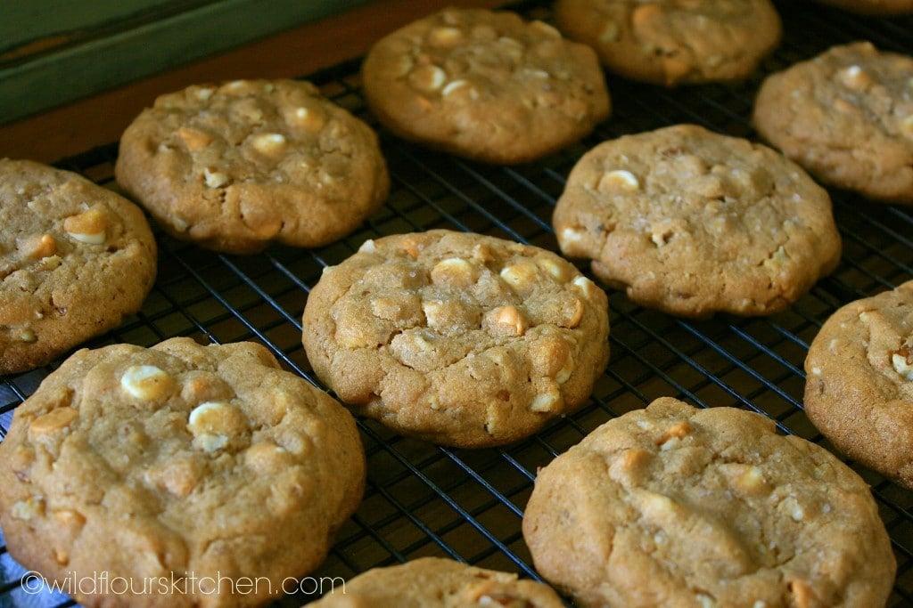 butterscotch cookies done