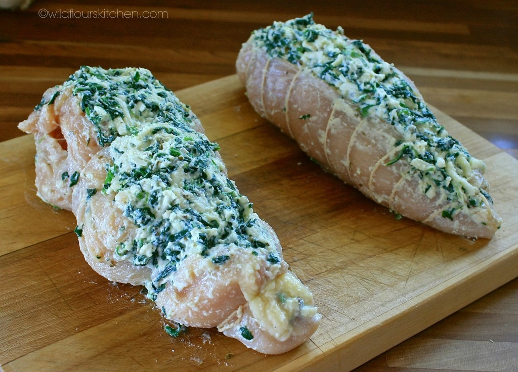 spinach chicken tied 2