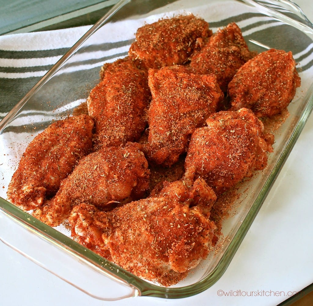 cajun wings rub