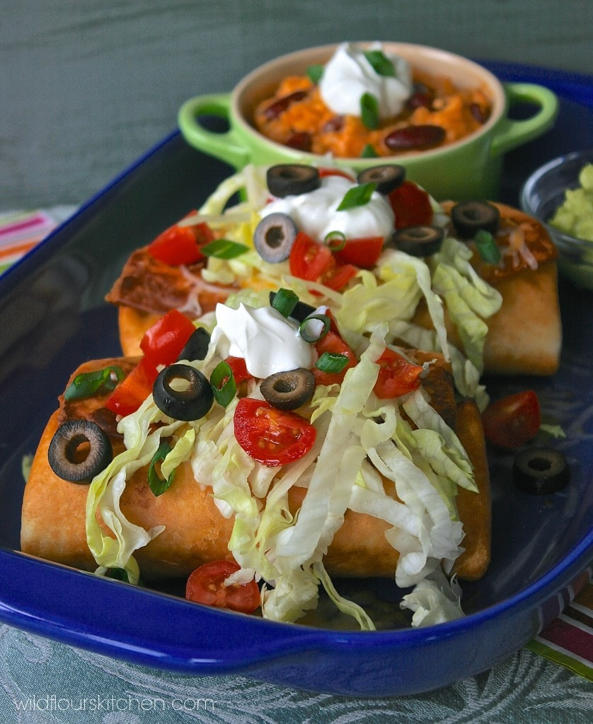 chicken chimichangas 3