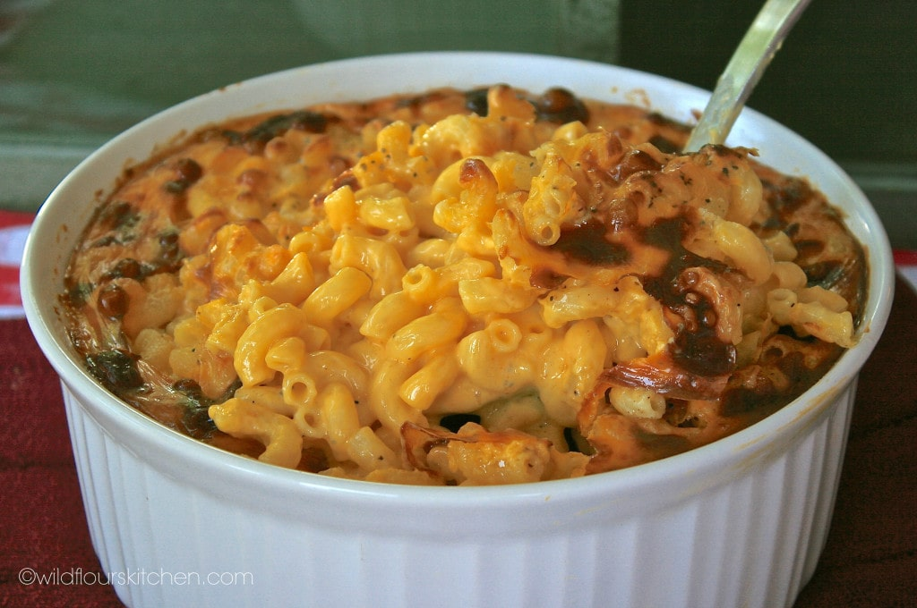 mary's mac n cheese
