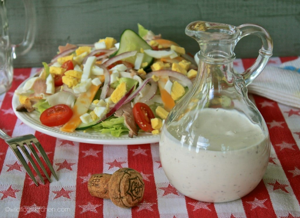 mary's ranch dressing